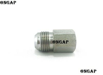 $9.99 • Buy Turbo Oil Pan Oil Drain Feed Fitting Adapter 3/4-16 UNF Female To 7/8-14Male