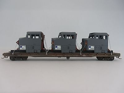 $ CDN104.66 • Buy HO Scale Model Railroads & Trains - Freight Cars - Eng Cabs In Transit