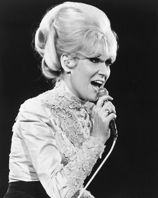 $71.99 • Buy Dusty Springfield B&W In Concert 60'S Rare 16x20 Canvas Giclee