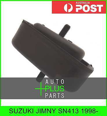 AU19.71 • Buy Fits SUZUKI JIMNY SN413 1998- - Front Engine Motor Mount Rubber