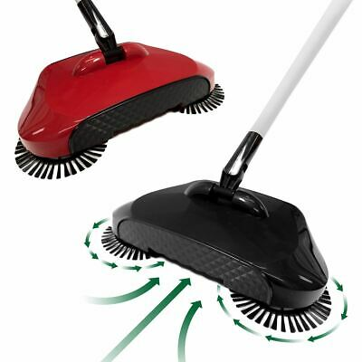 Hand Push Extendable Household Sweeper Cleaner For Laminate And Hard Wood Floor • 6.99£