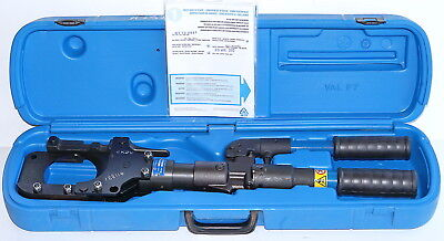 £715.35 • Buy Cembre HT-TC0851 85mm Manual Portable Hydraulic Cable Cutter *NEVER USED*