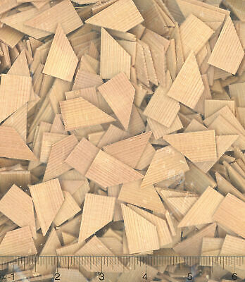 Dollhouse Miniature 1000 Large Diamond Cedar Shingles For Roofing By Alessio • 27.99$