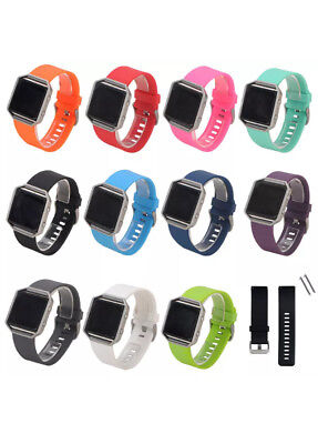 $ CDN4.26 • Buy For Fitbit Blaze Replacement Strap Band Wristband Watch Bracelet Compatible