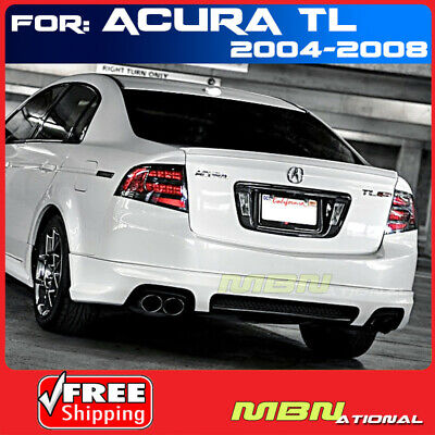 $ CDN151.83 • Buy 04-08 For Acura TL Rear Trunk Lip Spoiler Painted ABS B92P NIGHTHAWK BLACK
