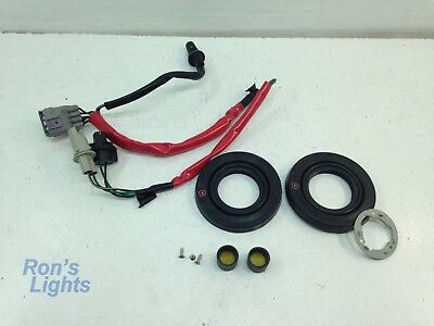 2014 - 2016 subaru forester misc  headlight parts w/ wiring harness oem -  used