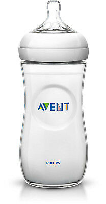 AU14.95 • Buy Philips Avent Natural Feeding Bottle 330ml Made In England Bpa Free Easy To Clea
