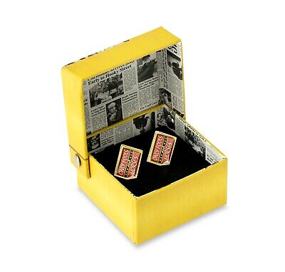 Only Fools And Horses Official Cufflink Set In Gift Box • 7.99£