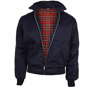 Relco Navy Harrington Jacket Skinhead Mod Scooter Ska Northern Soul XS - XXXL • 34.99£