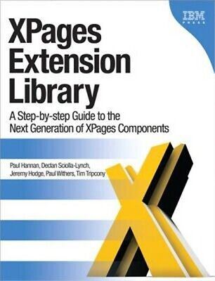 $59.34 • Buy Xpages Extension Library: A Step-By-Step Guide To The Next Generation Of Xpages