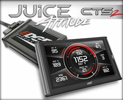 $1050.95 • Buy Edge Juice With Attitude CTS2 Monitor 31501 For 01-02 Dodge 5.9L Cummins Diesel
