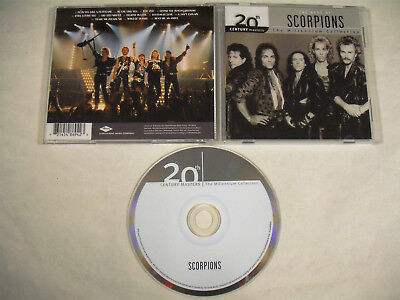 £3.56 • Buy SCORPIONS  The Best Of The Millennium Collection  CD Canada