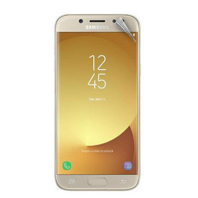 AU4.99 • Buy 2 X Ultra Clear Screen Protector Film Guard Samsung Galaxy J5 Pro / J7 Pro 2017