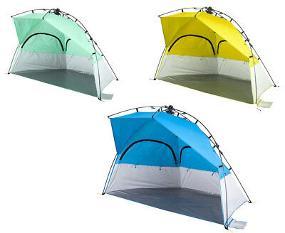 AU99.95 • Buy Oztrail Terra (pop Up) Beach Tent Dome Shelter Uv Sun Protection