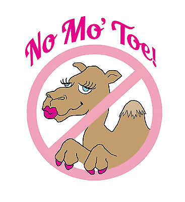 NO MO' TOE! 2 Packs–Camel Toe Concealer Pad-Women's Fitness Clothing Accessory  • 12.38£