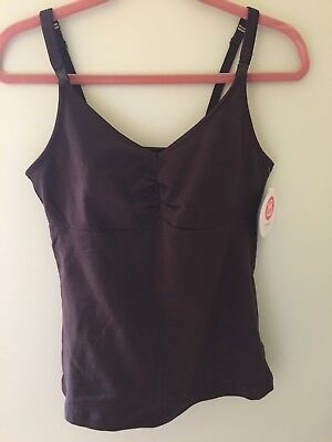 $30 • Buy 34  D/E Bravado Brown Original Nursong Tank