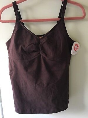 $30 • Buy 38 B/C Bravado Brown Original Nursing Tank