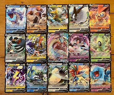 AU25.95 • Buy 150 Pokemon Cards - Premium Pack All Have 1 V/GX/EX/Tag +11 Rare/Holo! FAST POST