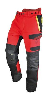 £178 • Buy Chainsaw Protection Trousers.  Solidur Infinity Type A. Various Sizes