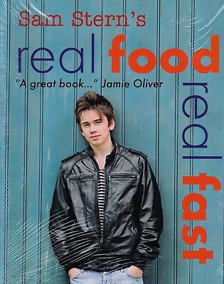 Real Food, Real Fast By BRAND NEW BOOK Susan Stern, Sam Stern (Paperback, 2006) • 4.75£