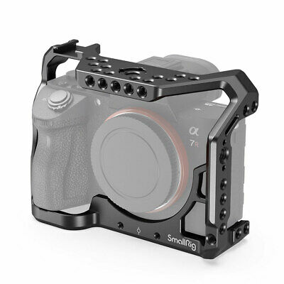 $ CDN118.67 • Buy SmallRig A7RIII Cage For Sony A7III Form Fitting Cage With Arri Locating Holes