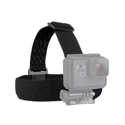 AU29.95 • Buy Head Strap Mount For GoPro HERO 10 9 8 7 6 5 4 3+ 3 2 1 Session MAX