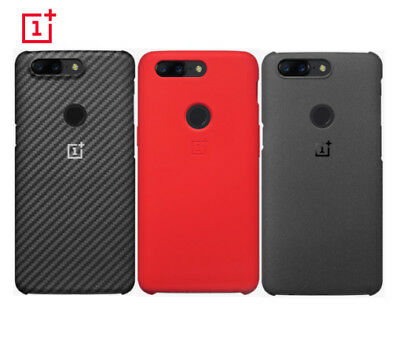 AU21.25 • Buy 100% Original Official Back Case Sandstone /Silicone Shell Cover  For Oneplus 5T