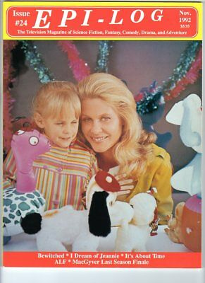 $6.41 • Buy WoW! Epi-Log #24 Bewitched! I Dream Of Jeannie! Its About Time! ALF! MacGyver!👽