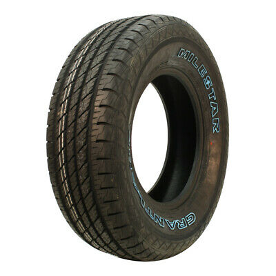 $193.92 • Buy 2 New Milestar Grantland  - 235x75r15 Tires 2357515 235 75 15