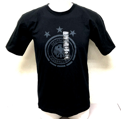 Youth Adidas Germany Soccer Team Core Crest Tee Fans Game Day T-shirt NWT  XL  • 17.89£