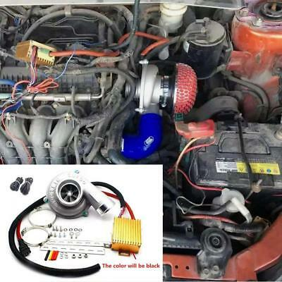 $ CDN660.95 • Buy Electric Turbo Supercharger Air Filter Intake For Car Improve Speed Fuel Saver