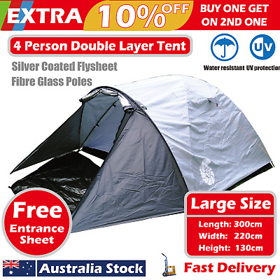 AU27.99 • Buy Beach Tent Shelter Shade Changeroom Fishing Hunting Outdoor Camping