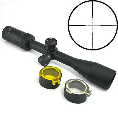$44.99 • Buy Visionking 3-9x40 Mil-Dot Military Tactical Rifle Scope Shooting Len Cover Caps