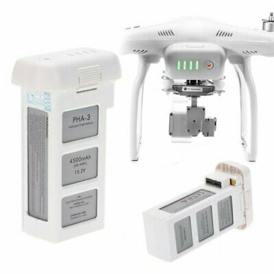 AU126 • Buy DJI Phantom 3 Series Intelligent Flight LiPo Rechargeable Battery 4500mAh 15.2V