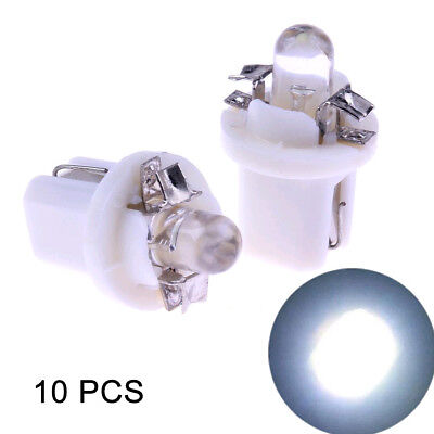 $ CDN2.99 • Buy T5 B8.5D 5050 SMD LED Lamp Auto Car Instrument Dashboard Light Bulb White Useful