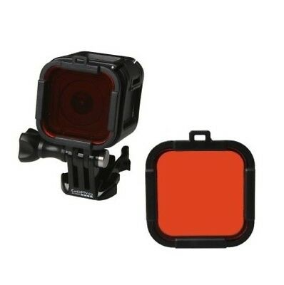 AU29.95 • Buy Underwater Red Lens Filters For GoPro HERO4 Session HERO5 Session - AU Seller