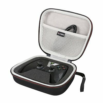 $ CDN27.13 • Buy LTGEM Hard EVA Case For NVIDIA SHIELD Controller Travel Portable Storage Pouch