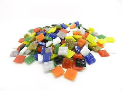 £5.10 • Buy 400 Vitreous Glass Mosaic Tiles For Arts & Crafts 10mm