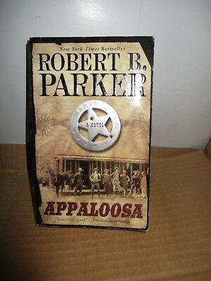 A Cole And Hitch Novel: Appaloosa By Robert B. Parker (2006, Paperback) • 3.58£