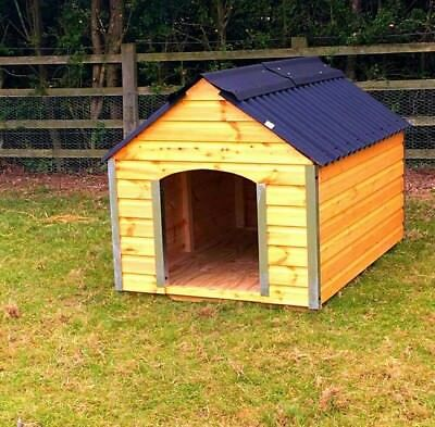 4ft X 6ft Pig Pigmy Goat Sheep Geese Livestock Ark Animal Stable Shelter Shed • 295£