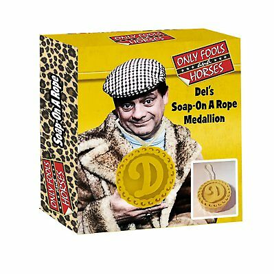 Only Fools And Horses Del Boys Soap On A Rope Official -  DISCOUNTED • 8.99£