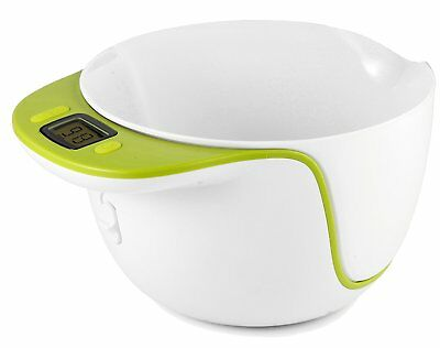 Ekitch Digital Mixing Measuring Scale With Detachable Bowl • 14.95£