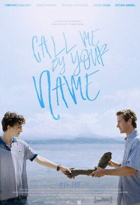 AU6.99 • Buy 010 Call Me By Your Name - Romance 2017 USA Movie 14 X20  Poster