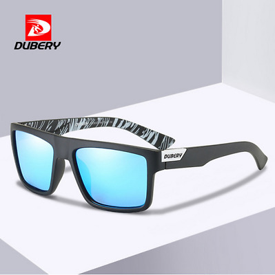 AU10.37 • Buy DUBERY Mens Sport Polarized Sunglasses Outdoor Driving Running Glasses New