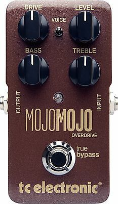 $ CDN58.91 • Buy New TC Electronic MojoMojo Overdrive Guitar Effects Pedal Mojo
