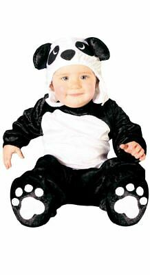 Toddlers Baby Panda Animal Zoo Fancy Dress Costume Infants Outfit • 10.99£