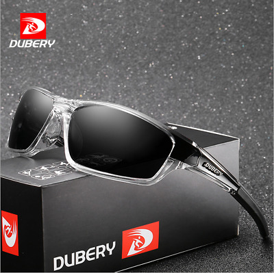 AU12.83 • Buy DUBERY Mens Sport Polarized Sunglasses Outdoor Cycling Driving Glasses Goggles