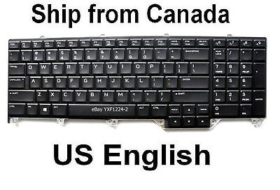 $ CDN135 • Buy Keyboard For Dell Alienware 17 R4 Alienware 17 R5 - US 00WN4Y 0N7KJD NSK-EE0BC