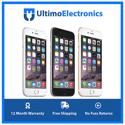 View Details Apple IPhone 6 - 16GB/64GB Unlocked All Colours - Unlocked - Multiple Grades • 84.95£