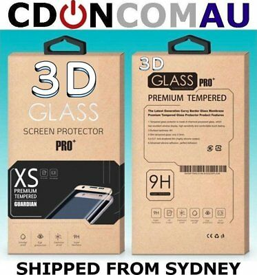AU5.89 • Buy Xiaomi Redmi A1 3 4 5 6 7 Pro Note 3 4 4x Tempered 3D Full Glass Protector